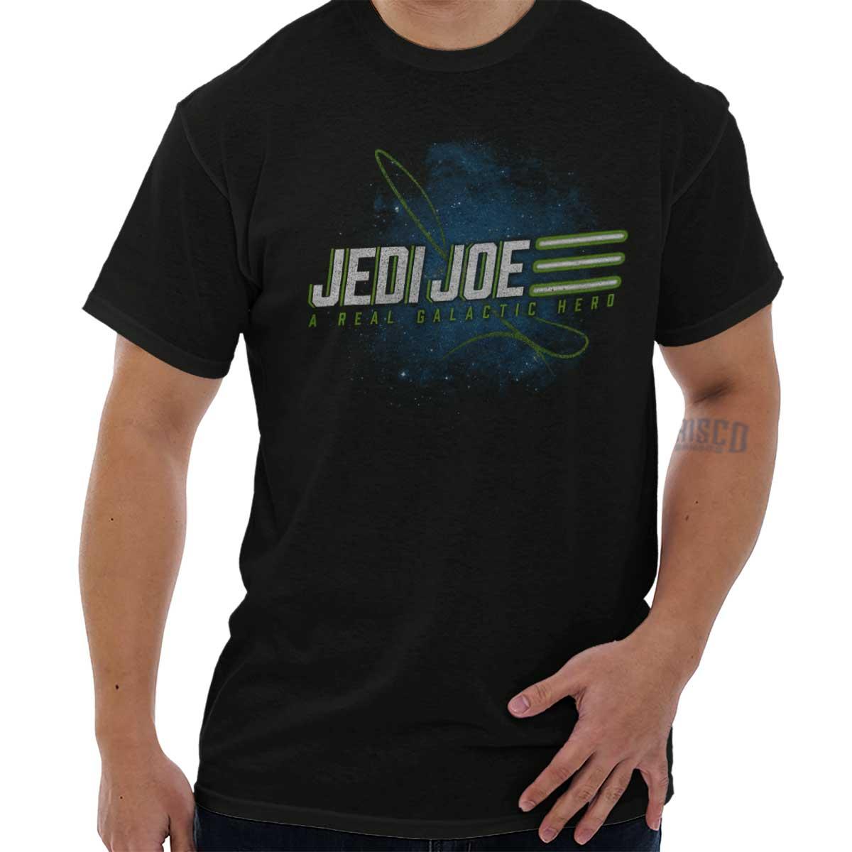 GI Joe Star Wars Jedi ShirtDarth Vader Rogue One Han Solo Sleeveless T Shirt