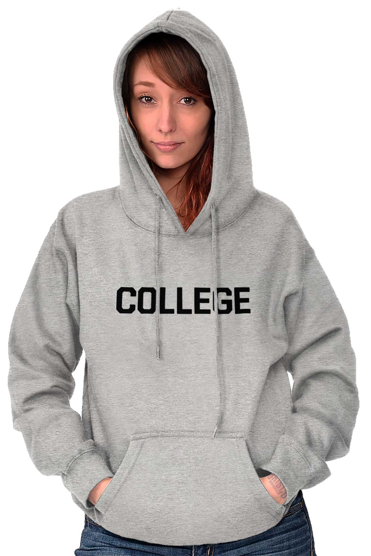 School FREE UK Delivery Unisex Hoodie College Student 9 Colours