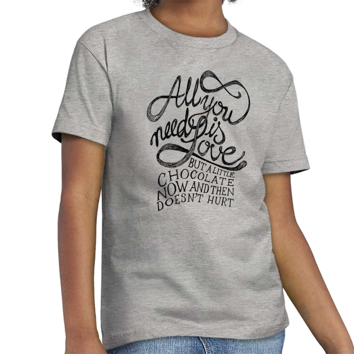 Youth I Need SPACE Short Sleeve Kids T-shirt #3263