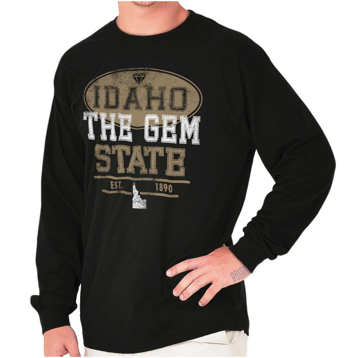 Ohio The Buckeye State USA University Sports Short Sleeve T-Shirt Tees Tshirts